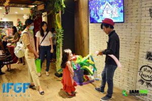 Jasa Magic Balloons Jakarta Murah