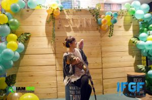 Sewa Jasa Backdrop untuk Photo Booth