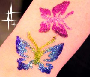 Tattoo Glitter Anak
